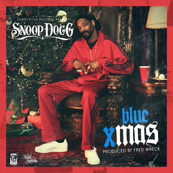 snoop dogg blue xmas